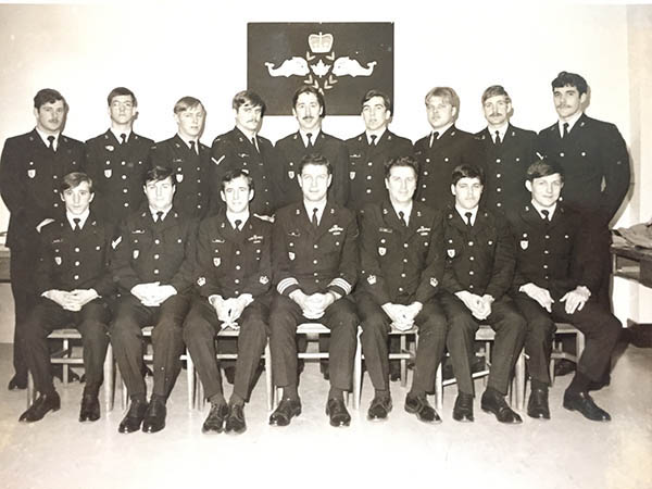 1976 Submarine course
